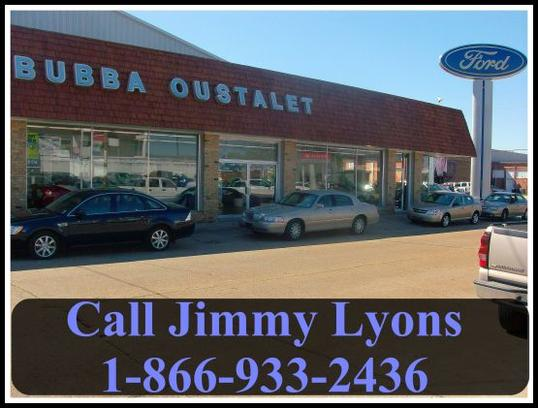 Bubba Oustalet Ford Lincoln Toyota