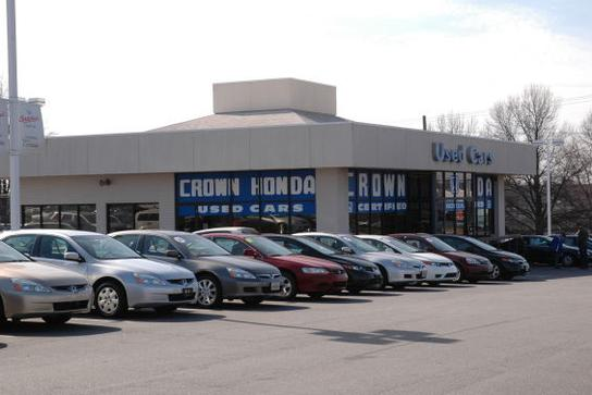 Crown Honda of Greensboro 2