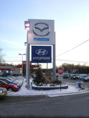 Wayne Mazda car dealership in Wayne, NJ 07470 | Kelley Blue Book