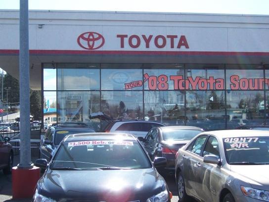Autonation Toyota Spokane Valley Car Dealership In Wa 99212 Kelley Blue Book