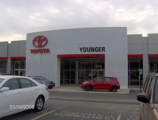 Younger Toyota Scion