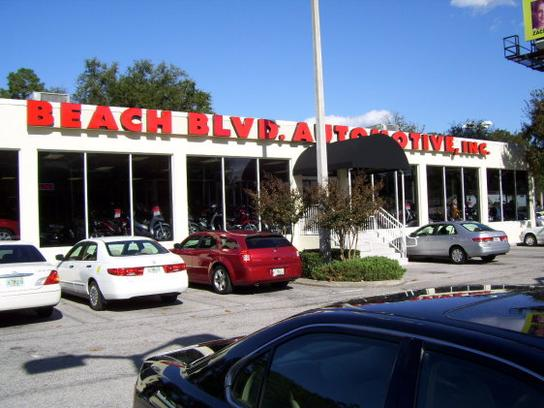 Beach Boulevard Automotive Inc.