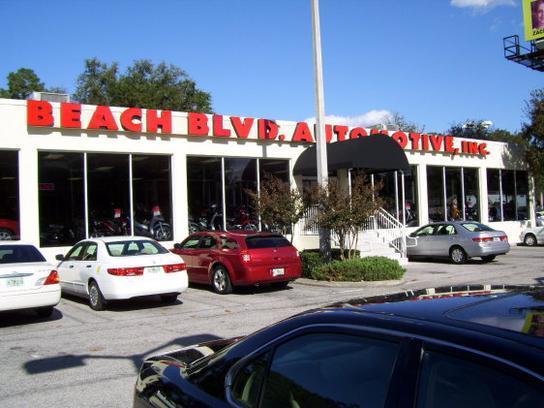 Car Dealerships In Jacksonville Fl >> Beach Boulevard Automotive Inc Car Dealership In