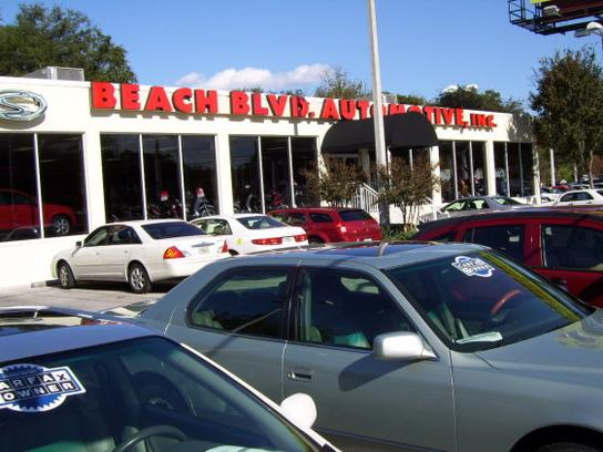 Beach Boulevard Automotive Inc. 1