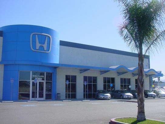 Honda Cars of Corona 1