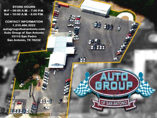 Auto Group of San Antonio 1