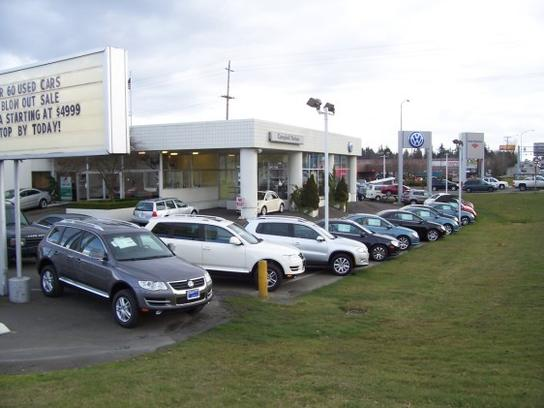 Campbell Nissan Vw Of Edmonds Car Dealership In Edmonds