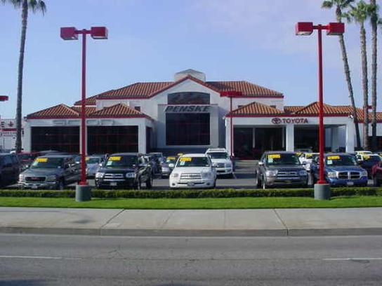 Penske Toyota of Downey 1