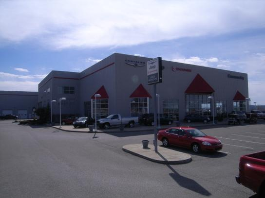 Community Chrysler Dodge Jeep RAM of Martinsville