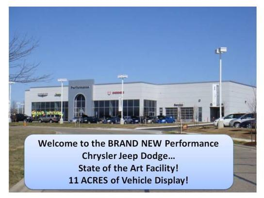 Performance Chrysler Jeep Dodge RAM