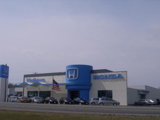 Elegant Mathews Honda Acura