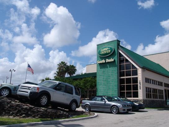 Land Rover South Dade 1
