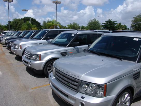 land rover south dade car dealership in miami, fl 33157-3435