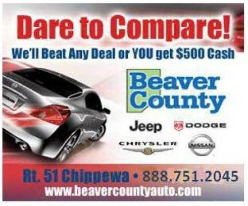 Beaver County Dodge Chrysler Jeep RAM