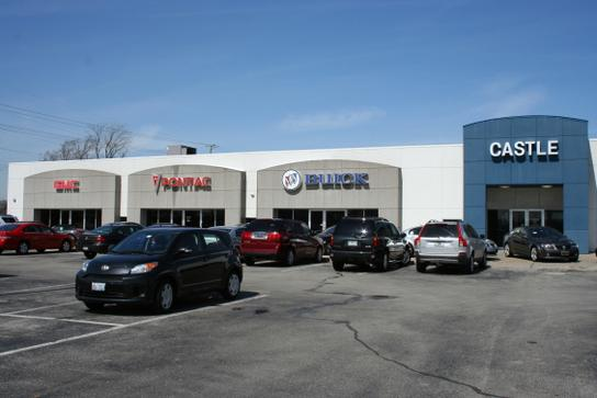 Castle Buick Gmc >> About Castle Buick Gmc In North Riverside Il 60546 Kelley
