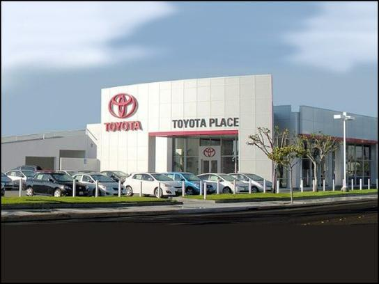 Toyota Place car dealership in Garden Grove CA 92844 Kelley Blue Book