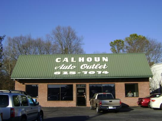 Calhoun Auto Outlet 1