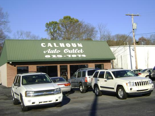 Calhoun Auto Outlet 2