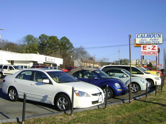 Calhoun Auto Outlet 3