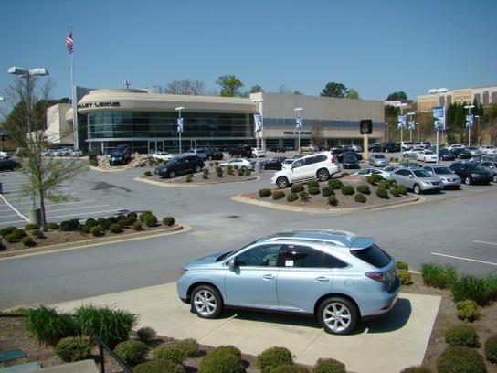 Nalley Lexus Galleria car dealership in Smyrna, GA 30080-3015 ...
