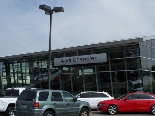 Audi Chandler Car Dealership In Chandler AZ Kelley Blue Book - Audi chandler