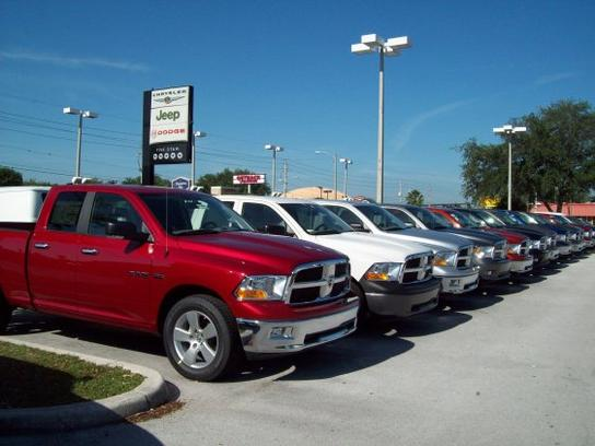 Dodge Chrysler Jeep RAM of Winter Haven 2