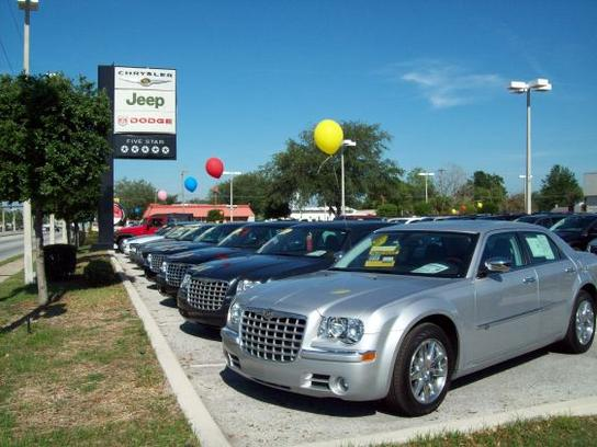 Dodge Chrysler Jeep RAM of Winter Haven 3