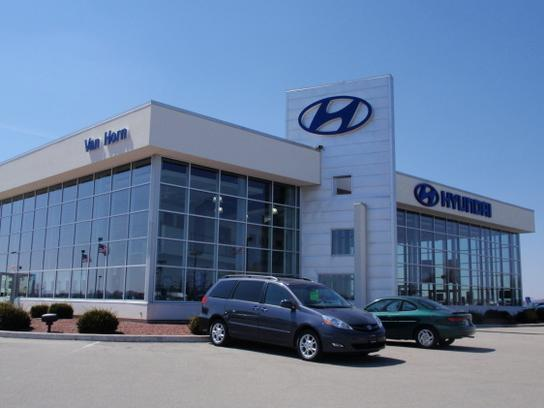 Van Horn Hyundai Of Fond Du Lac Car Dealership In Wi 54937 Kelley Blue Book