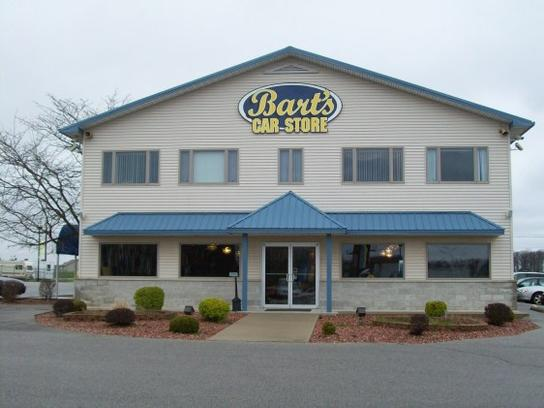 Bart's Car Store Columbia City Corporate Headquarters