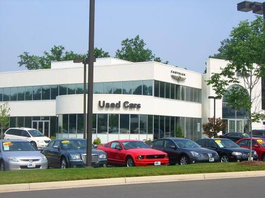 Fair Oaks Chantilly Chrysler Jeep Dodge Ram car dealership in ...