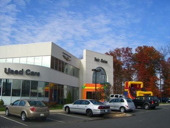 Fair Oaks Chantilly Chrysler Jeep Dodge Ram >> Fair Oaks Chantilly Chrysler Jeep Dodge Ram Car Dealership