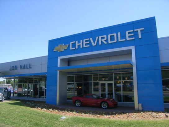 Jon Hall Chevrolet 1