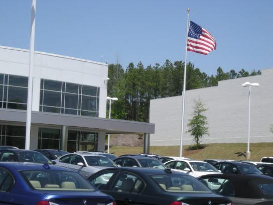 BMW of Columbus car dealership in Columbus, GA 31909-7250 ...