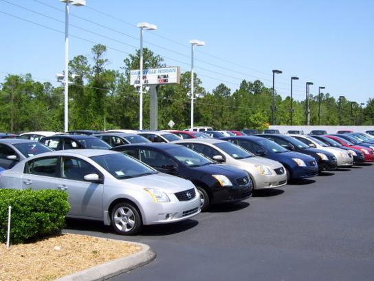 Gainesville Nissan car dealership in Gainesville, FL 32609 | Kelley