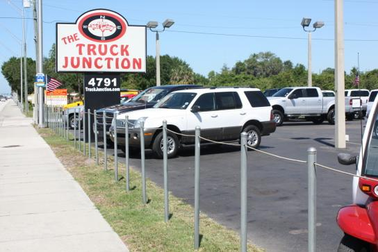 The Truck Junction 3