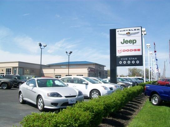 Falls motor city car dealership in cuyahoga falls oh for Motor city car dealership