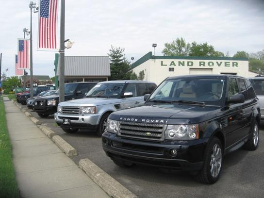 Range Rover Cherry Hill >> Jaguar Land Rover Cherry Hill Car Dealership In Cherry Hill