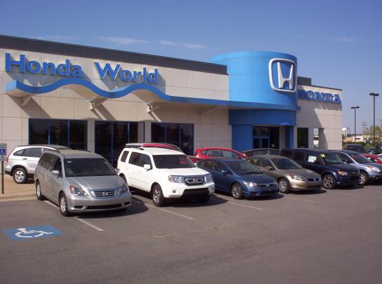 Honda World 1