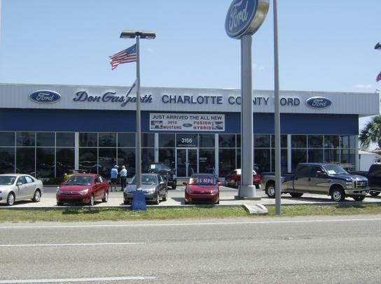 Marvelous Don Gasgarthu0027s Charlotte County Ford Car Dealership In Port Charlotte, FL  33952 8030 | Kelley Blue Book