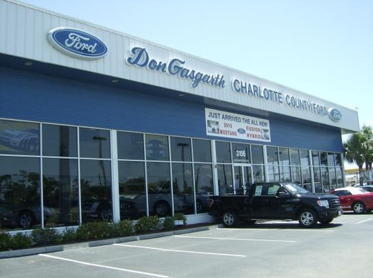 Amazing Don Gasgarthu0027s Charlotte County Ford Car Dealership In Port Charlotte, FL  33952 8030 | Kelley Blue Book