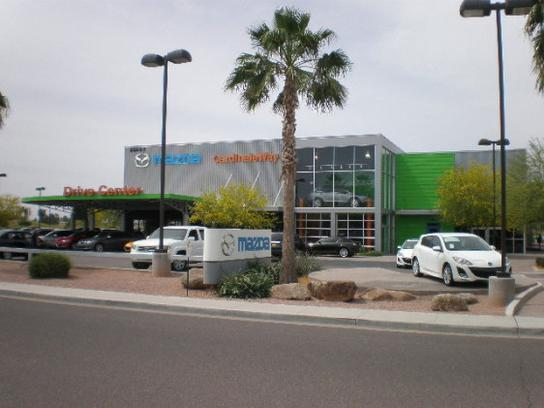 Cardinaleway Mazda Car Dealership In Mesa Az 85206 Kelley Blue Book