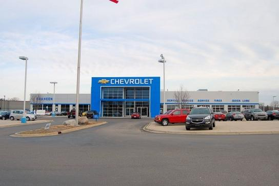 Shaheen Chevrolet Car Dealership In Lansing Mi 48911