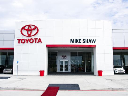 Awesome Mike Shaw Toyota