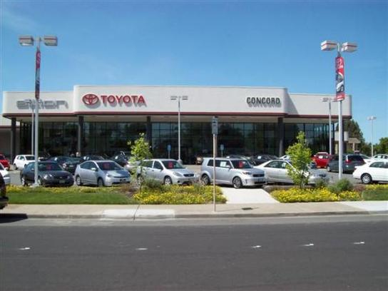 Lovely Concord Toyota