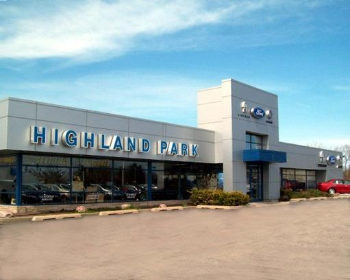 Highland Park Ford Lincoln Superstore 2
