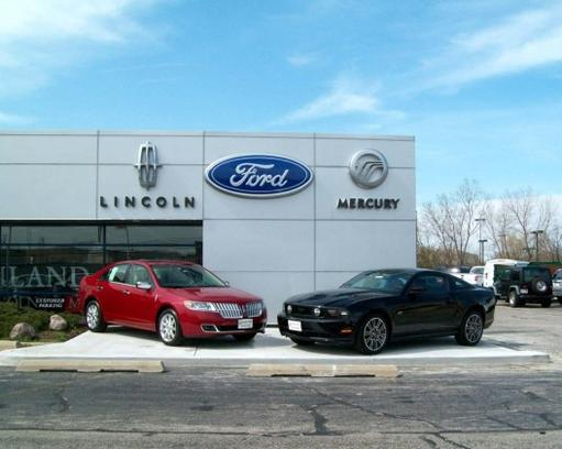 Highland Park Ford Lincoln Superstore 3