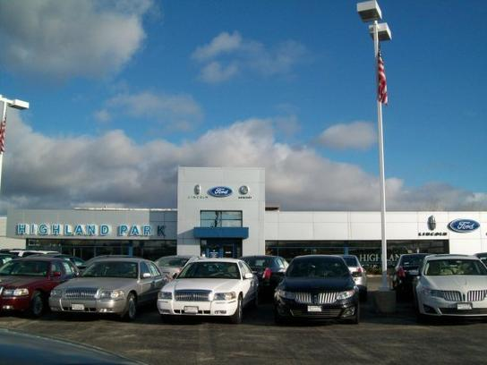 Highland Park Ford Lincoln Superstore 1