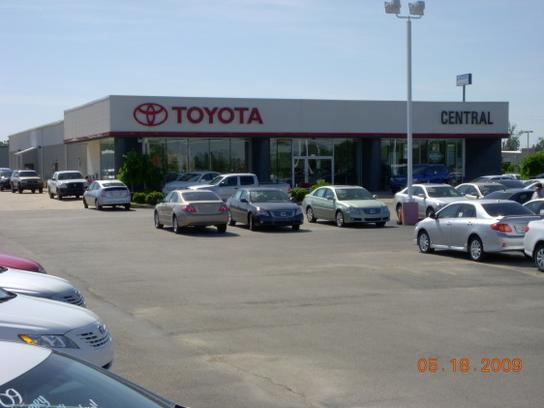 Toyota Jonesboro Ar >> Central Toyota Car Dealership In Jonesboro Ar 72404