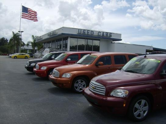 Roger Dean Chevrolet Car Dealership In Cape Coral Fl 33991 2046