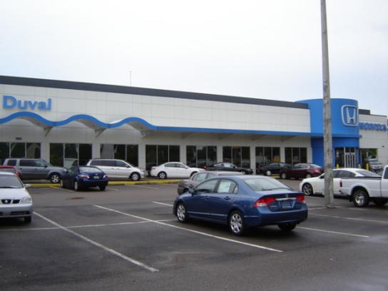Duval honda car dealership in jacksonville fl 32205 for Honda florida ave